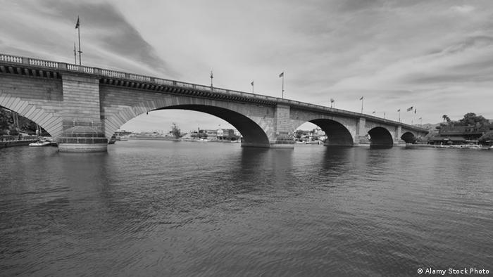 Лондонский мост в Аризоне