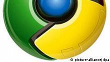 Logo des Google Browsers Chrome