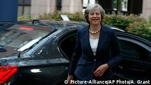 Großbritannien Theresa May Premierminister (Picture-Alliance/AP Photo/A. Grant)