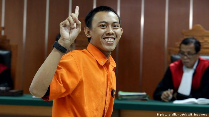 Indonesien Dodi Suridi (picture alliance/dpa/B. Indahono)