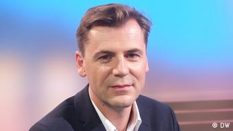 DW Quadriga - Daniel Gerlach (DW)