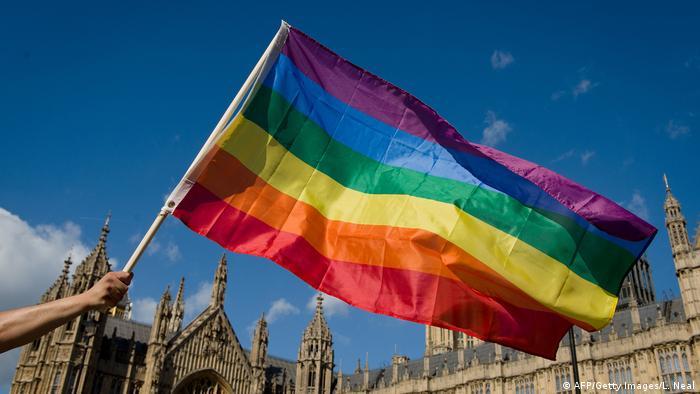 Symbolbild Gleiche Rechte für Homosexuelle Paare