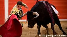Bullfights In Barcelona 2011: Julian Lopez 'El Juli,' Sebastian Castella And Jose Maria Manzanares