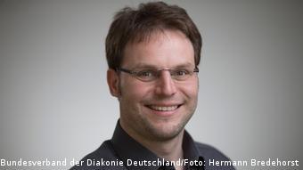 Diakonie Deutschland - Sebastian Ludwig, Flüchtlings- und Asylpolitik
