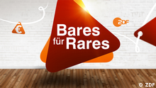 ZDF Bares für Rares Sendungslogo