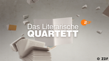 ZDF Das Literarische Quartett (Sendungslogo)