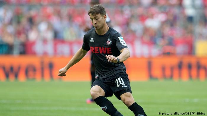 Bundesliga | FC Bayern Muenchen - 1. FC Koeln, Salih Oezcan (picture-alliance/GES/W. Eifried)