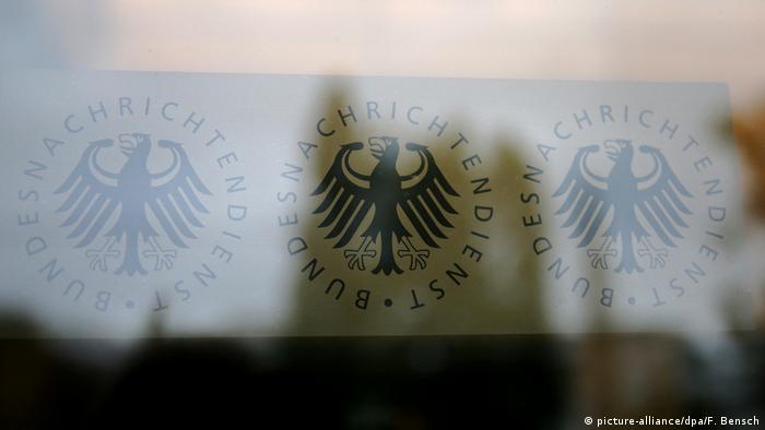 BND Siegel Logo Bundesnachrichtendienstes
