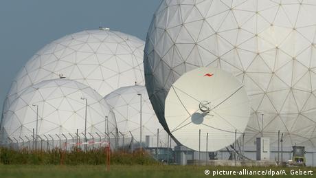 Bad Aibling Station Bundesnachrichtendienst (picture-alliance/dpa/A. Gebert)