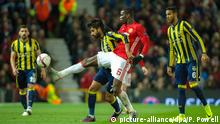 Fußball Europa League Manchester United vs. Fenerbahce Istanbul