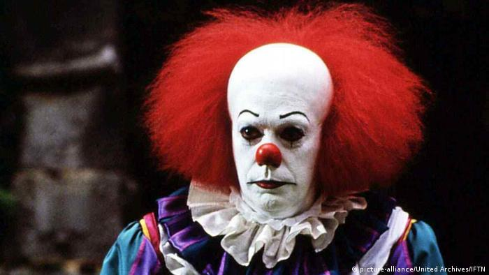 Stephen King's Es Clown Pennywise (picture-alliance/United Archives/IFTN)