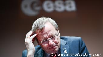 Jan Wörner Mission ExoMars
