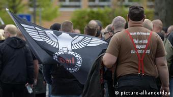 Марш правых экстремистов