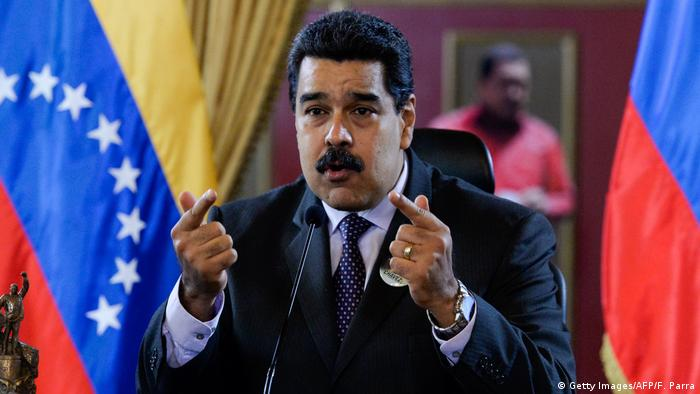 Maduro rejects elections as Venezuelan crisis deepens