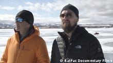Leonardo DiCaprio in Before the Flood (2016) Titles: Before the Flood People: Leonardo DiCaprio © RatPac Documentary Films