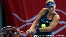 Angelique Kerber Hongkong Open Tennis