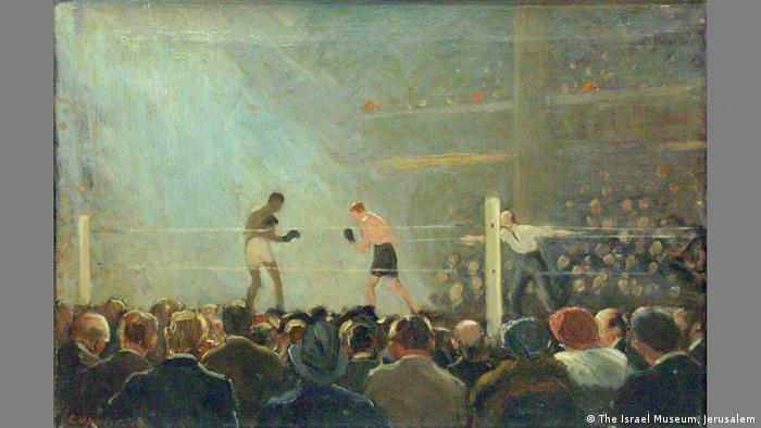Боксерский поединок Эрнста Опплера (1923)