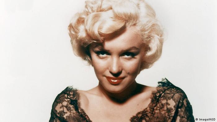 Marylin Monroe, Hollywood-Ikone und Sexsymbol