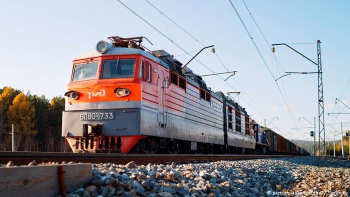 Потяги Російської залізниці тепер курсують в обхід України