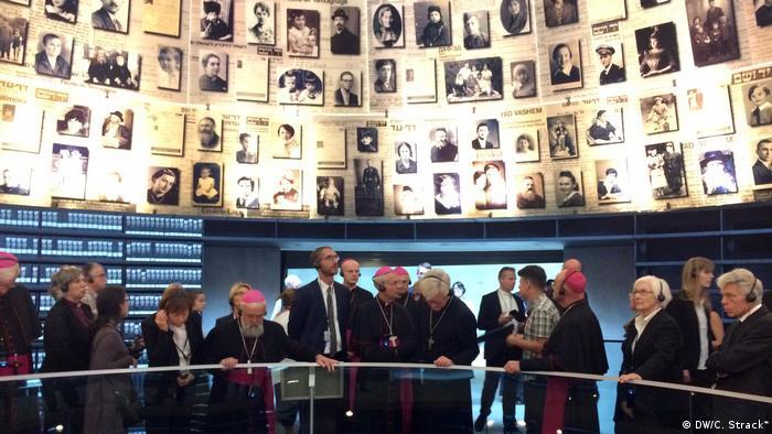 Національний меморіал Голокосту Яд ва-Шем у Єрусалимі