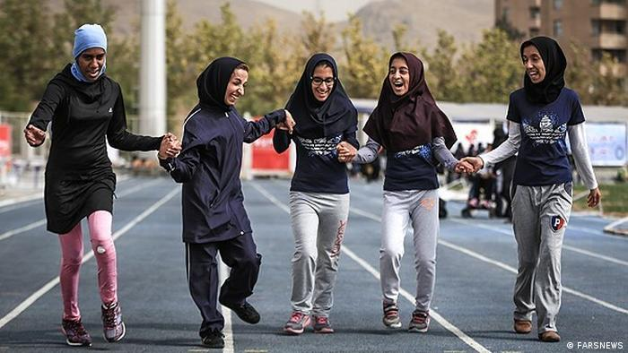 Tehran behinderten Sportverband (FARSNEWS)