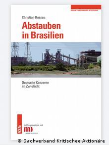 Capa do livro Abstauben in Brasilien