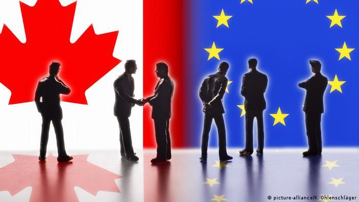 Los Estados miembros aprobaron el acuerdo presentado por Bélgica para que su región francófona de Valonia levante el veto al acuerdo de libre comercio entre la UE y Canadá, conocido como CETA. 27.10.2016