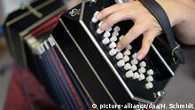 Deutschland Bandoneon Orchester Dresden wird 100 Jahre alt