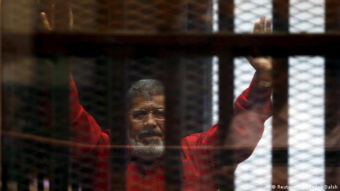 Ägypthen Mohamed Mursi (Reuters/A. Abdallah Dalsh)