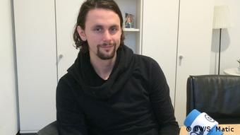 Neven Subotic Stiftung - Neven Subotic (DW/S. Matic )