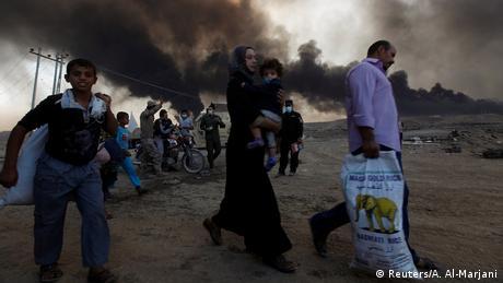 У Мосулі залишаються 600 тисяч дітей - правозахисники