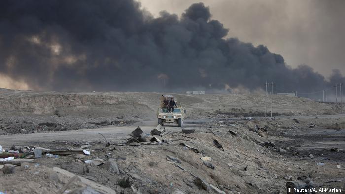 Під час наступу на Мосул іракські сили звільнили уже 30 сіл