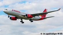GBR, United Kingdom, England, London, 01.07.2016: Heathrow Airport // Avianca, Airbus A330-200 // Registration: N968AV / Ankunft aus Bogota GBR United Kingdom England London 01 07 2016 Heathrow Airport Avianca Airbus A330 200 Registration Arrival out Bogota