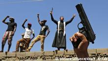 Jemen Sanaa Anti Saudi Proteste