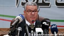 """Saadani argumentó que su decisión se debía al """"interés del partido y del país""""."""