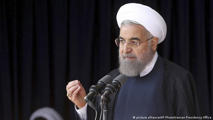 Iran Hassan Rouhani (picture alliance/AP Photo/Iranian Presidency Office)