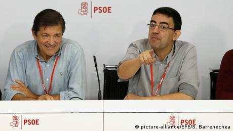 Λύση του σύνθετου πολιτικού γρίφου στην Ισπανία
