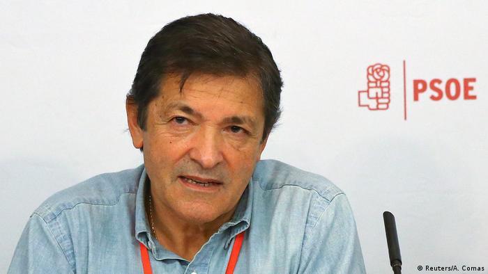 Spanien Javier Fernandez