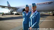 Eurowings Airline Stewardessen