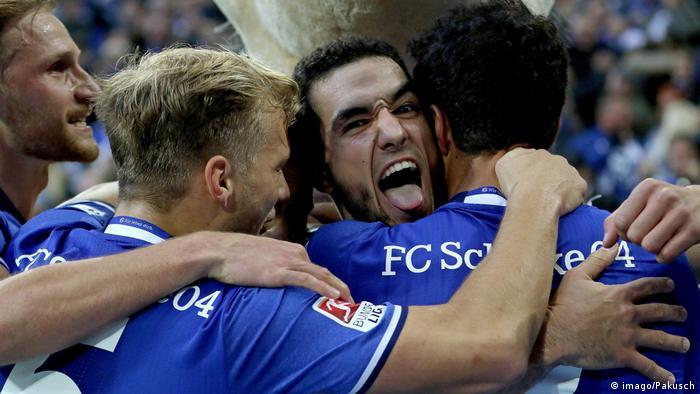 Deutschland Bundesliga Schalke gegen Mainz