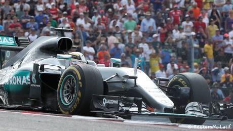Formula One F1 - U.S. Grand Prix - Circuit of the Americas, Austin, Texas, U.S. (Reuters/A. Latif)