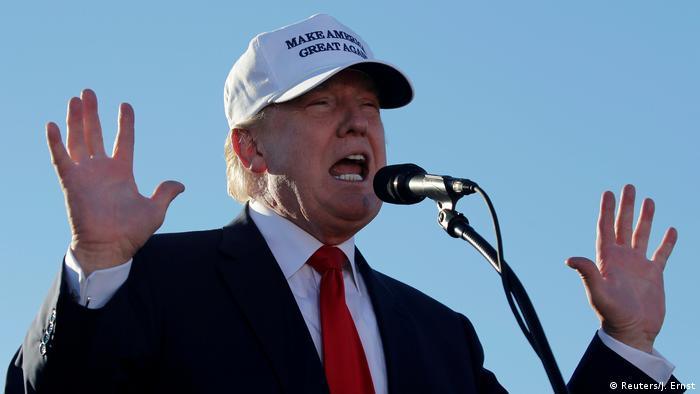 Floride américaine, Naples, Donald Trump en campagne électorale (Reuters / G Ernst)