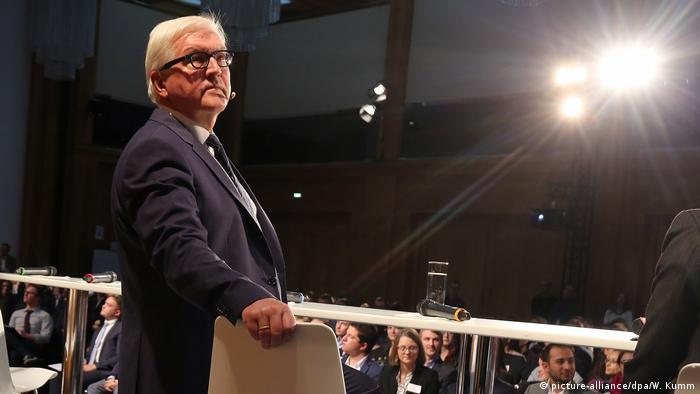 Франк-Вальтер Штайнмаєр захищає необхідність мінських домовленостей