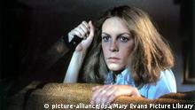 Halloween Jamie Lee Curtis (picture-alliance/dpa/Mary Evans Picture Library)