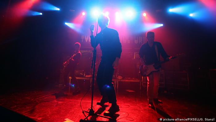 Zagreb Clubkonzert Gang Of Four (picture-alliance/PIXSELL/G. Stanzl)