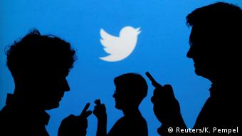 Twitter Logo (Reuters/K. Pempel)