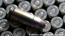 Munition 9 mm