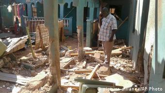 Kenia Anschlag in der Stadt Mandera