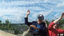 DW Shift Achterbahnfahrt mit VR-Brille 2