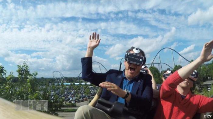 DW Shift Achterbahnfahrt mit VR-Brille 2 (DW)